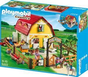 juguetes madrid playmobil 5222 pony ranch