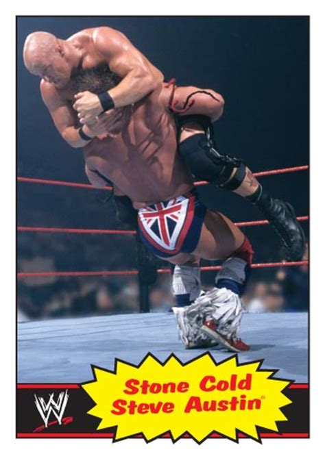 Cold Steve Birthday Card 2012 Topps Wwe Heritage Checklist Info Boxes For Sale