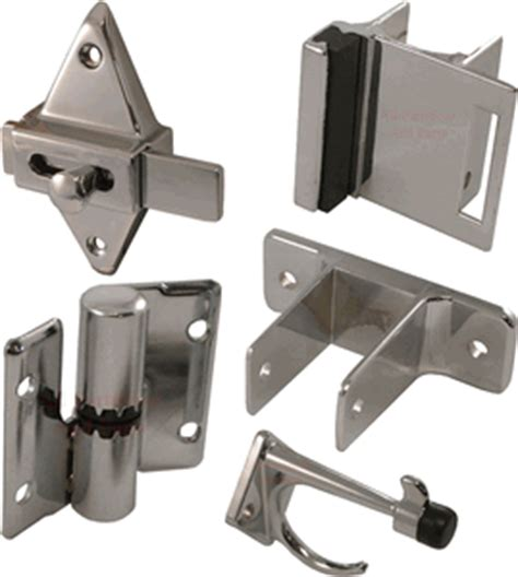 Bathroom Stall Hardware Toilet Partition Hardware