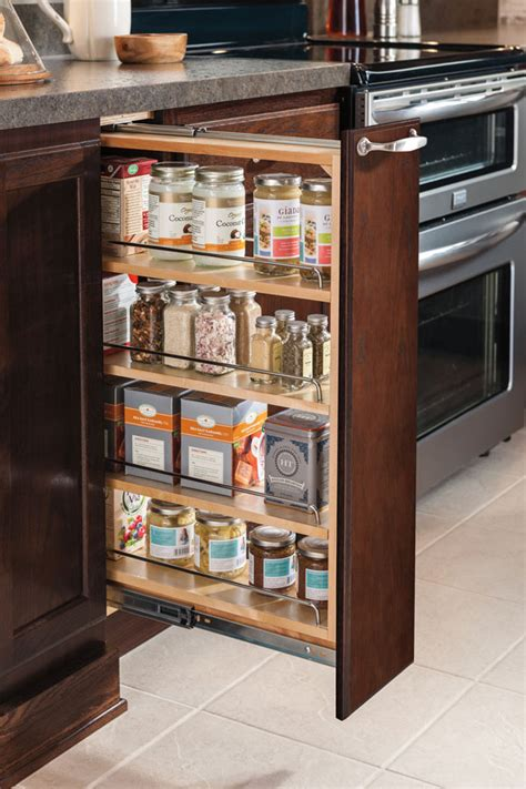 """6"""" Base Pullout Cabinet   Aristokraft Cabinetry"""