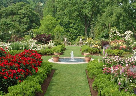 picture of garden morris arboretum of the university of pennsylvania explore