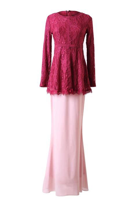 Baju Baju Ethereal Spirit Baju Kurung Moden Free Shipping Zolace