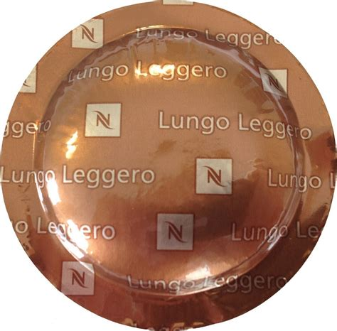 espresso leggero nespresso nespresso espresso leggero 1 box of 50 capsules for