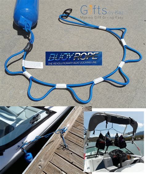 boat buoy rope buoy rope boat tie down bungee gifts by kaz