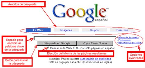 web imágenes más google integraci 243 n curricular de internet en la ense 241 anza