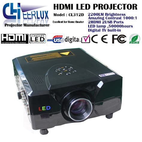 backyard tv projector dvd outdoor projector with tv tuner led l lcd panel