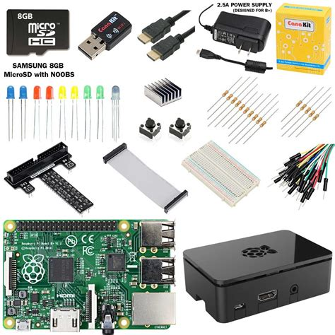 raspberry pi kit the best raspberry pi 3 starter kits compared and reviewed