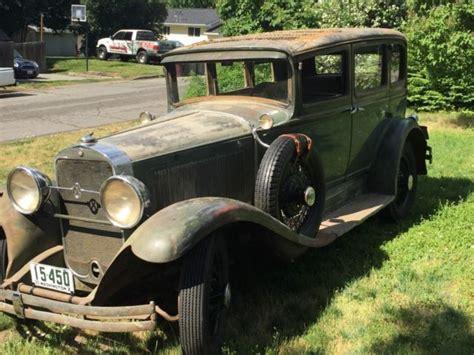 100 True Search 1930 Studebaker President Fh 100 Original Car Running