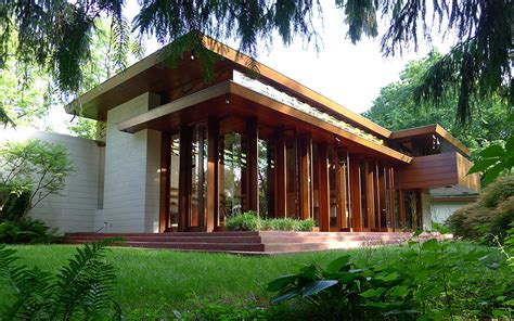 frank lloyd wright house designs crystal bridges bought a frank lloyd wright house and
