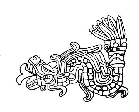 imagenes de aztecas blanco y negro quetzalc 243 atl historia y mito puri2aprendiendovida