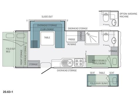 jayco expanda floor plans jayco expanda 20 63 1 ob rv towing caravans specification
