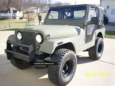 1977 Cj5 Jeep 1977 Amc Jeep Cj5 304 V8 3 Speed Lifted 33 S