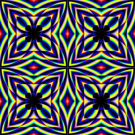 bit pattern ne demek free illustration kaleidoscope pattern design free