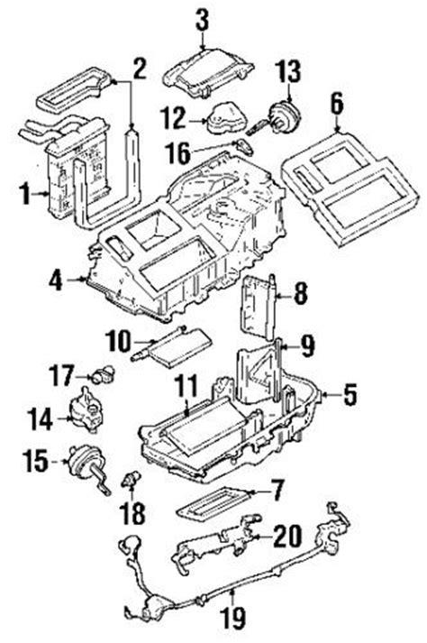 factory gmc parts find gmc 52494116 genuine oem factory original actuator