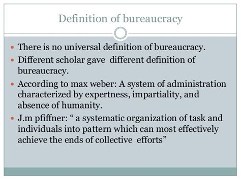definition pattern absenteeism meaning and type of bureaucrats