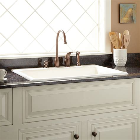 choosing your black cast iron kitchen sink the homy design how to choose the right sink and faucet for your kitchen