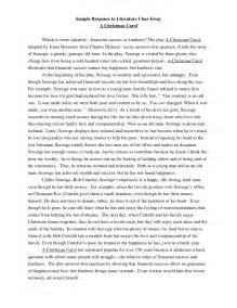 Response Essay Exle by Best Photos Of Exles Of Literary Structure Literary