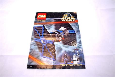 Lego 7146 Wars Tie Fighter tie fighter lego set 7146 1 building sets gt wars