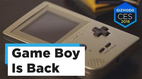 Terlaris Gameboy Advance Me 555 a look at the sleek new boy ces 2018 phim22