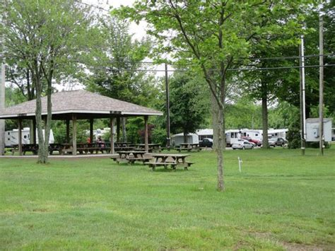 picnic pavilion picture of indian creek rv and cing