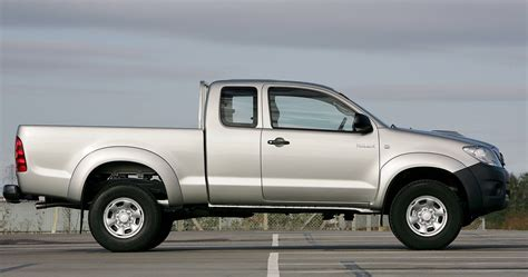 Toyota Hilux Airbag Recall Toyota Recalls Hilux Ups Due To Airbag Fault