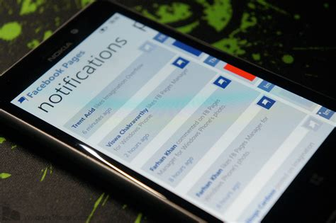 fb windows fb pages manager for windows phone receives massive update