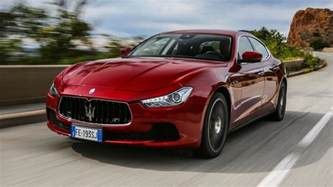 Maserati Top Review The New Maserati Ghibli Top Gear