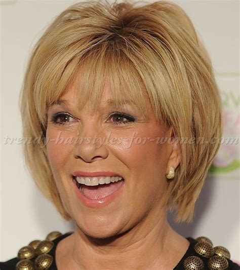 layered bob hairstyles for 50s short hairstyles over 50 hairstyles over 60 layered bob