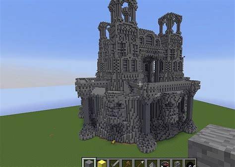 Building Castles by Quartz Minecraft Building Ideas Castle Island 6