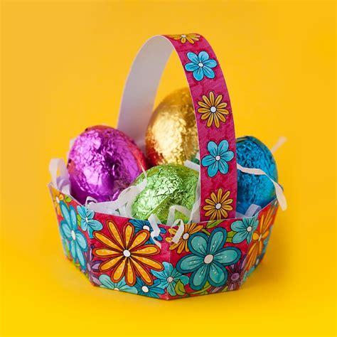 Easter Basket Printable