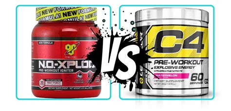 n o supplement reviews n o xplode vs c4 supplement reviews comparison hub