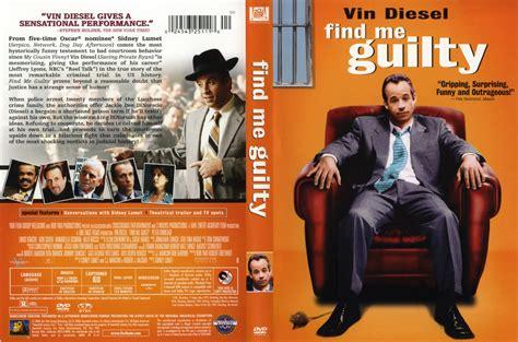 Find Guilty 2006 Film Find Me Guilty