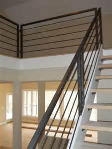 Interior Wood Stair Railing by Interior Metal Stair Railing Newsonair Org