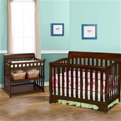delta 4 in 1 crib with changing table delta 2 piece nursery set eclipse 4 in 1 convertible