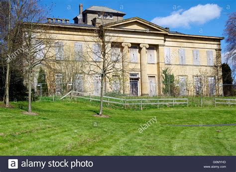 greek revival mansion gledhow grove greek revival mansion leeds stock photo royalty free image 103722905 alamy