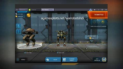 wars 1 hacked apk 3 78 mb war robots hack 2016 proof war robots hack apk grabbr