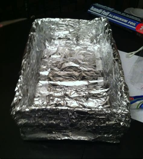 floating foil boat bibe tips how to build a boat from aluminum foil