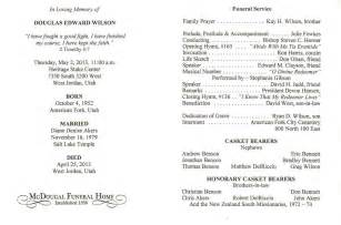 funeral mass program template free funeral program quotes quotesgram