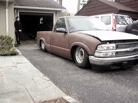 slammed s10 sell used 1998 chevy zr 2 4x4 3rd door extended cab fully