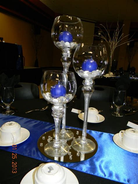 best 25 royal blue centerpieces ideas on blue wedding centerpieces royal blue