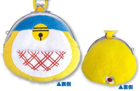 Doraemon Pocket 123 amiami character hobby shop doraemon metal clasp pouch new dorami chan pocket