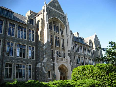 Georgetown Mba Cost by College League College