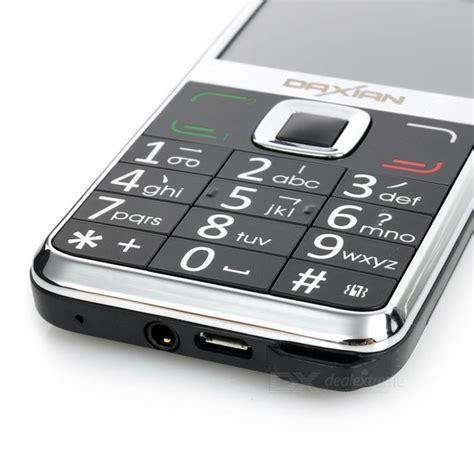 Xcom Xplay 2 Big Speaker Dual Sim daxian gst6000 gsm vieux t 233 l 233 phone w 2 3 quot sos ram 64mb