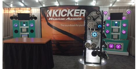 miami boat show display kicker displays at miami boat show ceoutlook