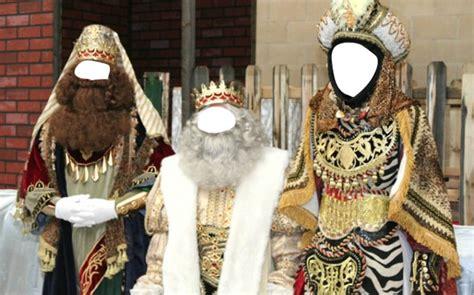 fotos reyes magos montaje montaje fotografico reyes magos pixiz