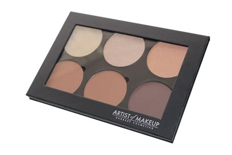 Pallete 8in1 Countur Shaddingfoundation hd pro contour palette