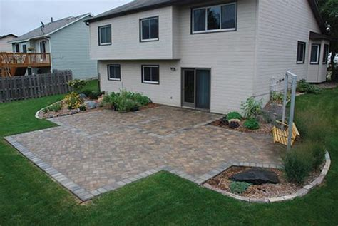menards patio stones patio squares and backyard patio on