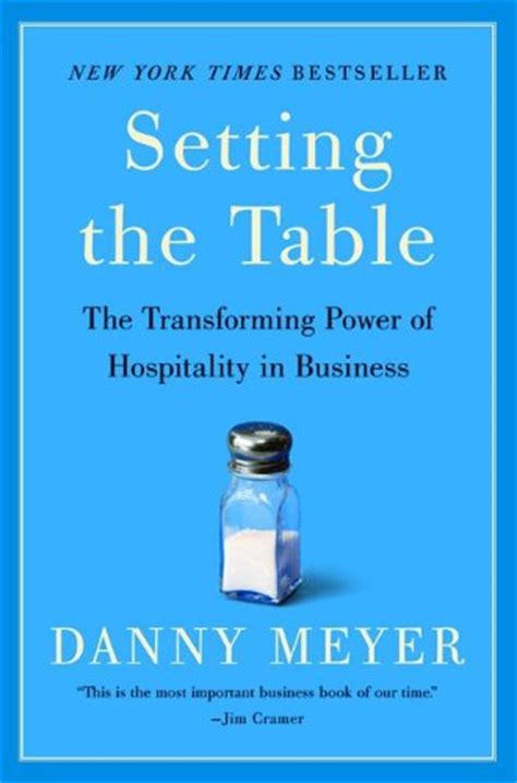setting the table danny meyer gifts union square cafe