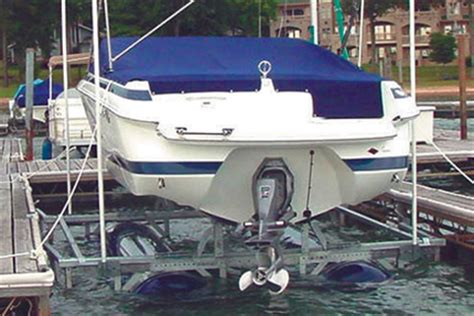boat lift centering bumpers accessories boat lift
