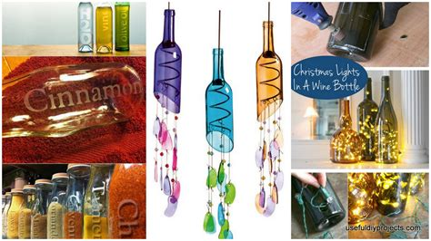 home decor gift ideas 16 glass bottle crafts for home decor and gift ideas